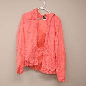 Volcán rain jacket